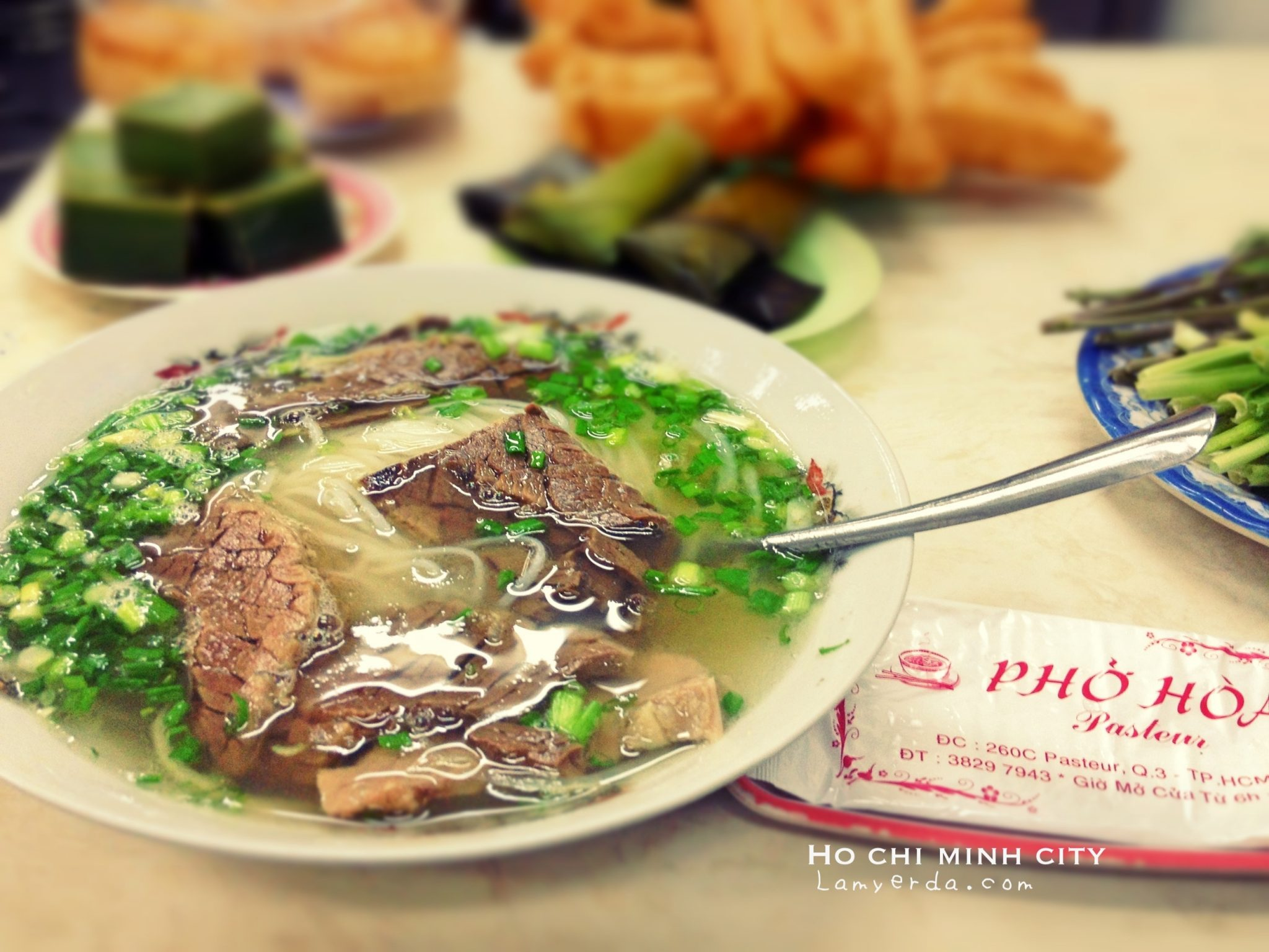 Pho Chin: Well Done Brisket