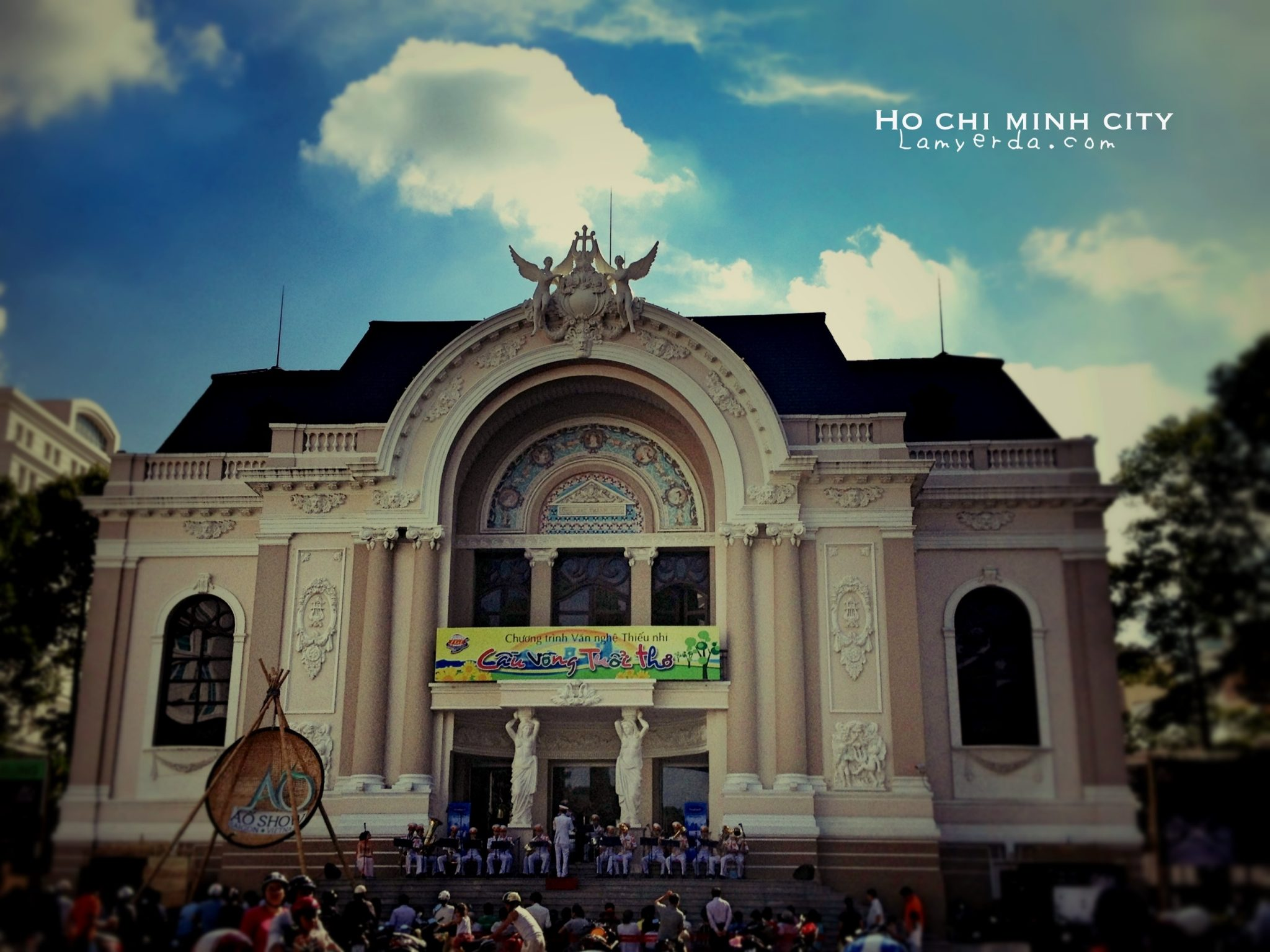 Saigon: The Opera House