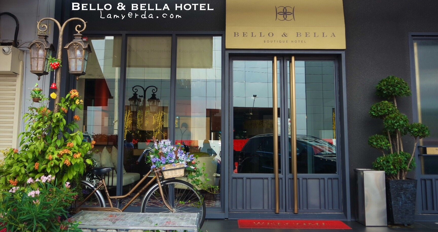 Bello bella boutique hotel a brand new hotel in cheras for Best boutique hotel brands
