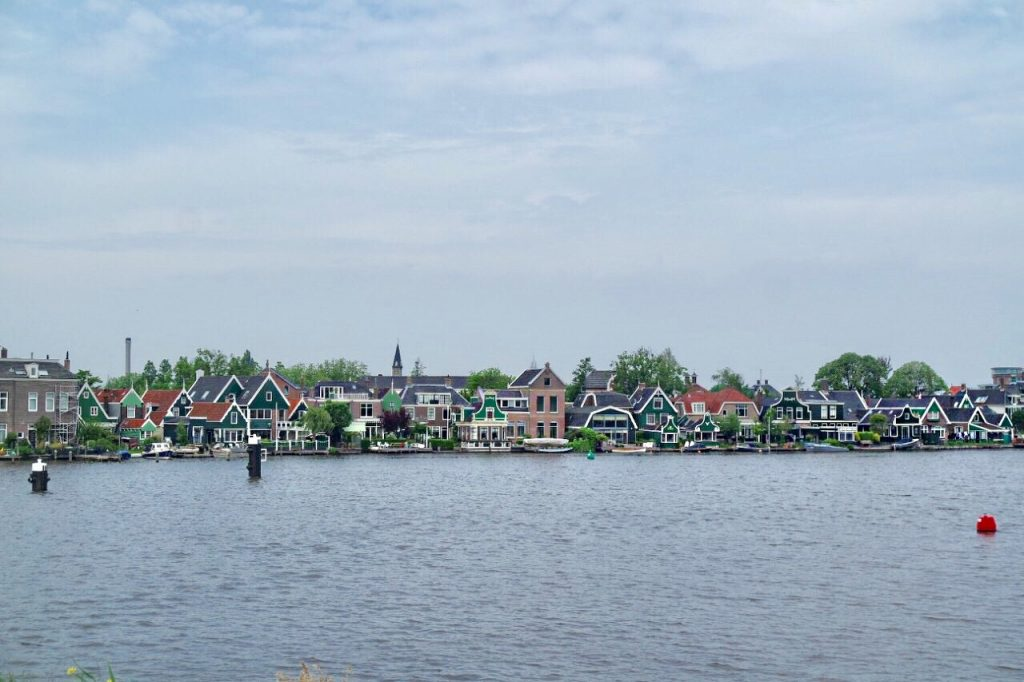 Zaanse Schans dutch village