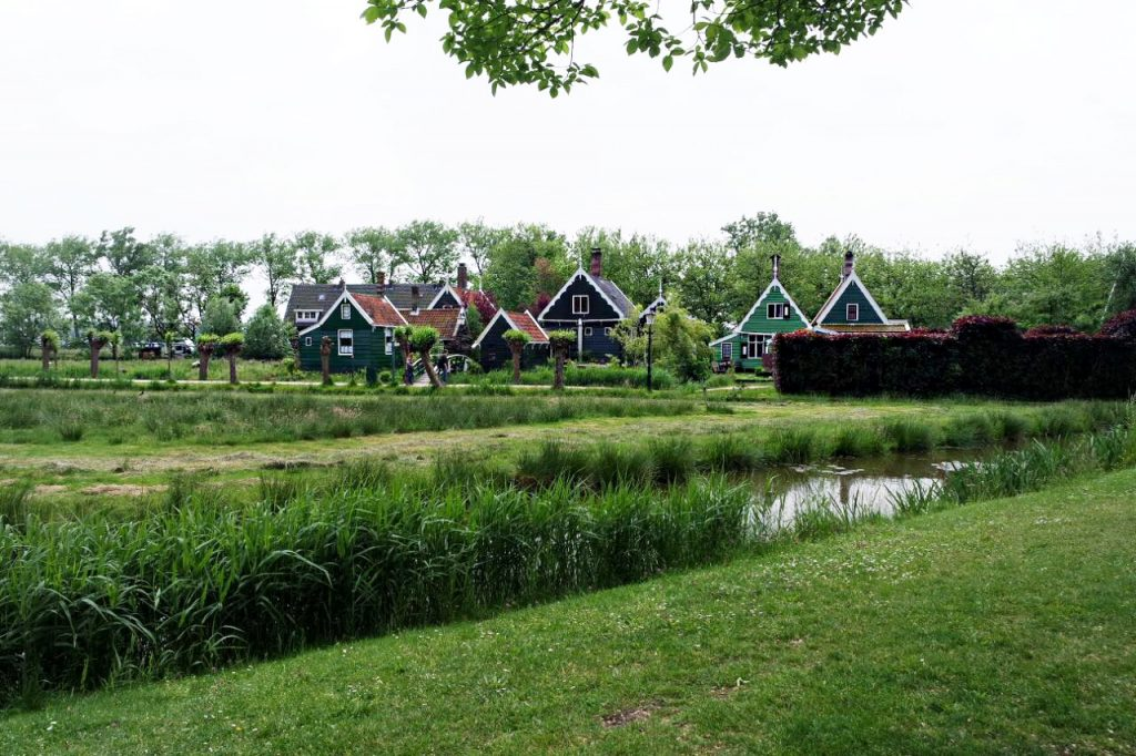 Zaanse Schans holland countryside
