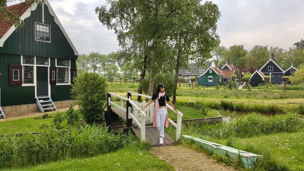 Zaanse Schans Holland day trip