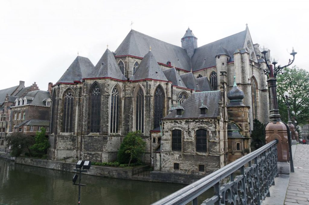 Ghent belgium beautiful castles