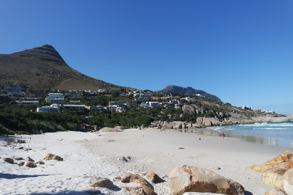 llandudno beach cape peninsula South africa