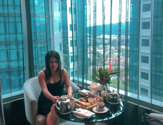 Le gouter French afternoon tea sofitel kuala lumpur
