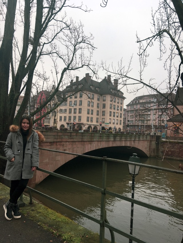 strasbourg beauitful town alsace